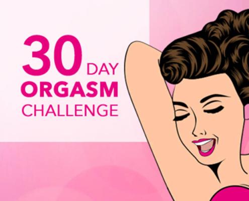 30 days orgasm
