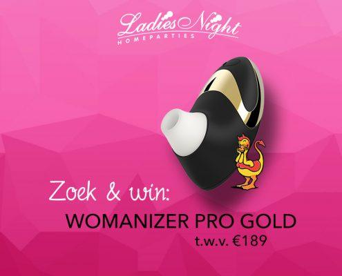 Win Womanizer Pro GOLD