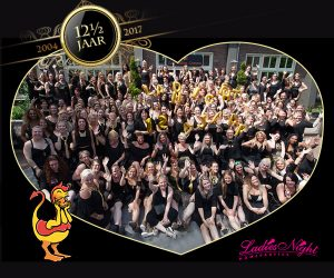 Ladies Night 12,5 jaar!