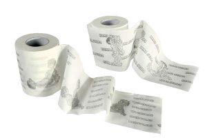 Kamasutra toiletpapier