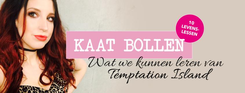 Kaat - leren van Temptation