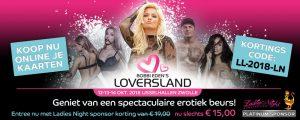 Ladies Night gaat naar Loversland!