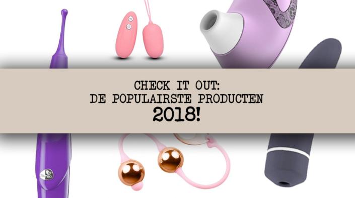Populaire producten 2018