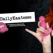 Kaat's nieuwste speeltje: DailyKaatesse