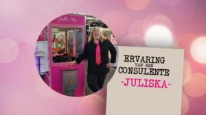 Ervaringen van consulente Juliska
