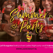 Party vanaf 6 dames