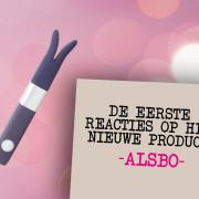 Nieuw product ALSBO
