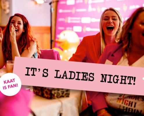 Yes, It's Ladies Night