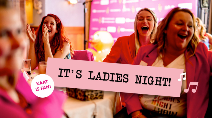 Yes, It's Ladies Night