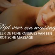 Blog erotische massage