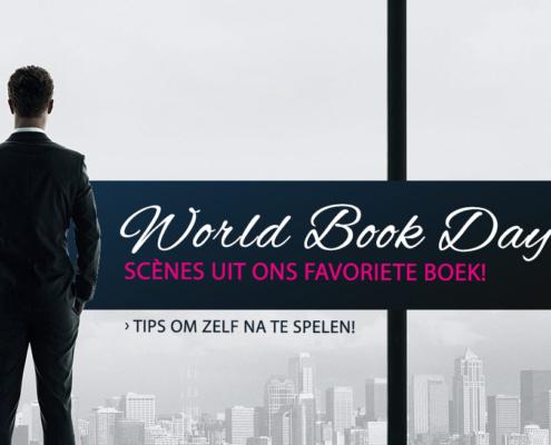 Vijftig Tingen Grijs trilogie: de favoriete scènes!