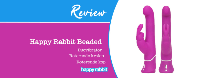 Review Happy Rabbit Beaded