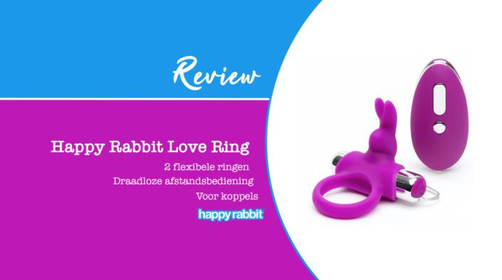 Happy Rabbit Love Ring