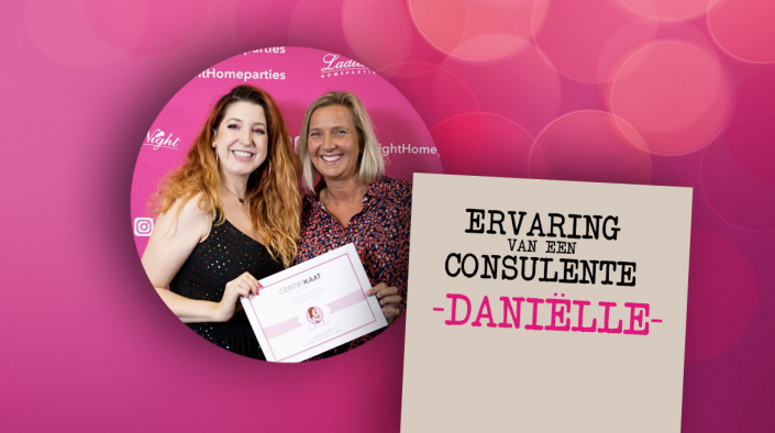 Ervaring consulente Danielle