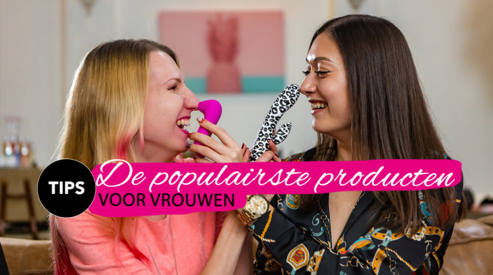 populairste producten vrouwen