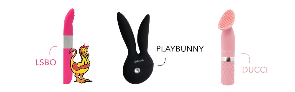 Populaire clitorale toys van Ladies Night