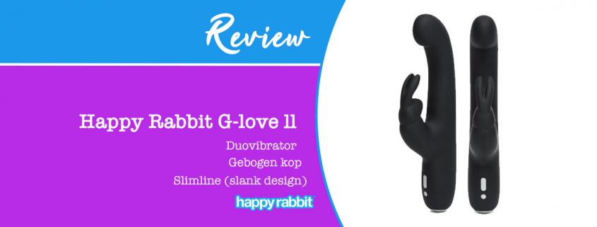 Review Happy Rabbit G-Love ll