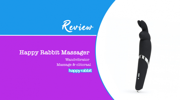 Review Happy Rabbit Massager