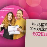 Ervaring consulente Sophie