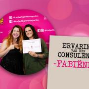 Fabienne over haar consulentenschap