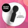 Black Pearl Mini Massager