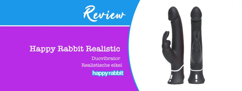 Happy Rabbit Realistic review