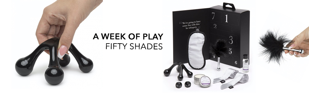 A Week of Play - Fifty Shades