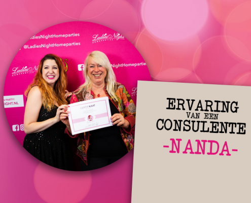 ervaring consulente ladies night nanda