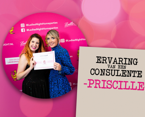 ervaring consulente ladies night