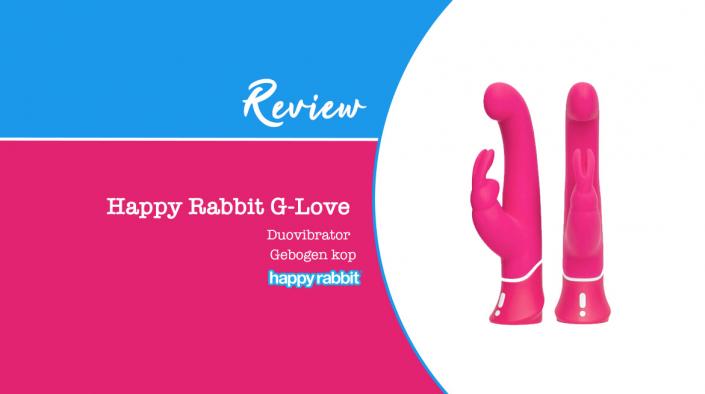 Review Happy Rabbit G-Love
