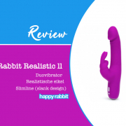 Review Happy Rabbit Realistic ll