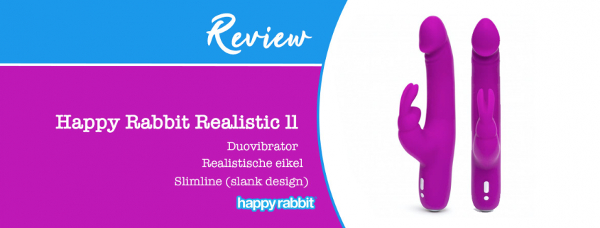Review Happy Rabbit Realistic ll
