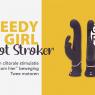 Greedy Girl G-spot Stroker