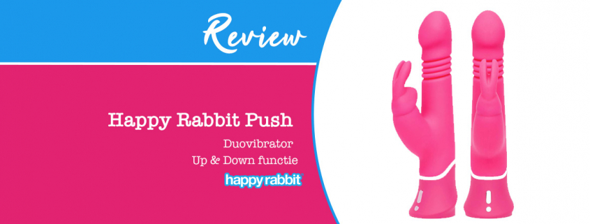 Review Happy Rabbit Push