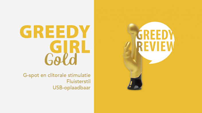 Review Greedy Girl Rabbit Gold