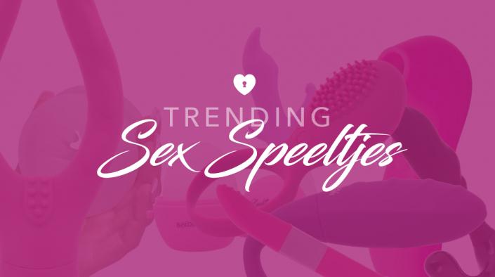 Sex speeltjes trending