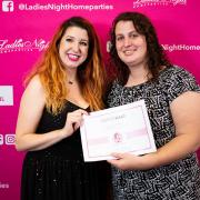 Joyce consulente Ladies Night Homeparties Kaat Bollen