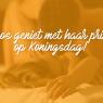 Blog Koningsdag