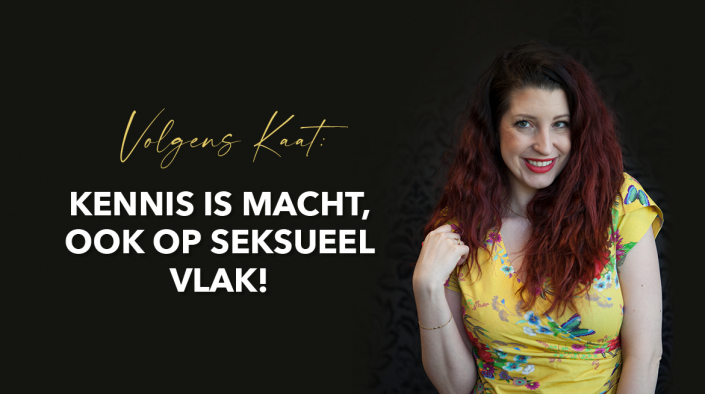 Blog Kaat Bollen Kennis is macht, ook op seksueel vlak Ladies Night